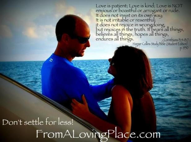 Finding Love in the Confusion of Meaning – from a loving place